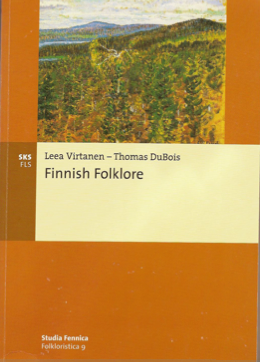 Cover photo, Finnish Folklore