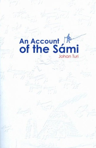 Cover photo, An Account of the Sami